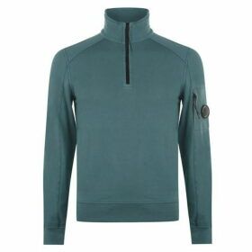 CP Company Funnel Neck Sweatshirt