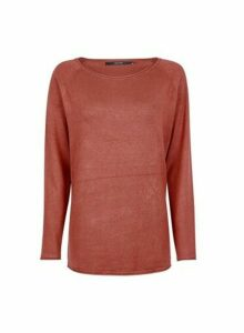 Womens **Vero Moda Brown Jumper, Brown