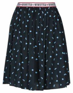 VIVETTA SKIRTS Knee length skirts Women on YOOX.COM