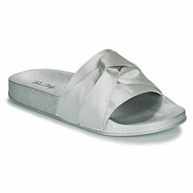 Be Only  FANNY  women's Mules / Casual Shoes in Silver