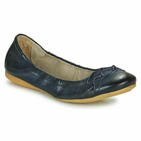Dream in Green  CICALO  women's Shoes (Pumps / Ballerinas) in Blue