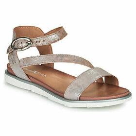 Dream in Green  JECOULI  women's Sandals in Pink