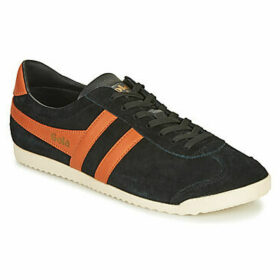 Gola  BULLET SUEDE  women's Shoes (Trainers) in Black