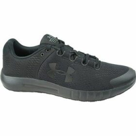 Under Armour  Micro G Pursuit BP  women's Running Trainers in Black