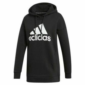 adidas  W MH Bos OH HD  women's Sweatshirt in Black