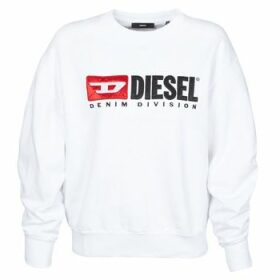 Diesel  F-ARAP  women's Sweatshirt in White
