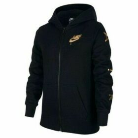 Nike  Air  women's Sweatshirt in Black