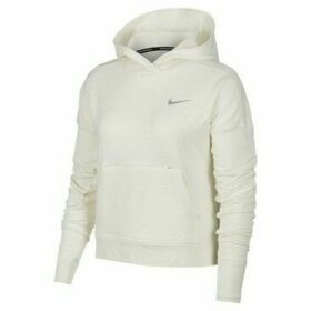 Nike  W Therma Sphere  Hoodie PO  women's Sweatshirt in White