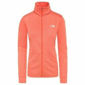 The North Face  Quest  women's Sweatshirt in Orange