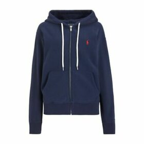 Polo Ralph Lauren Full Zip Knit Hoodie, Cruise Navy