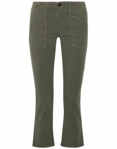 THE GREAT. TROUSERS 3/4-length trousers Women on YOOX.COM