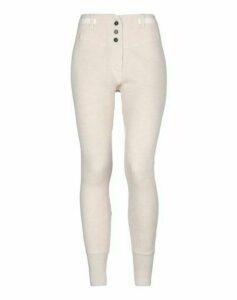 JIL SANDER TROUSERS Leggings Women on YOOX.COM