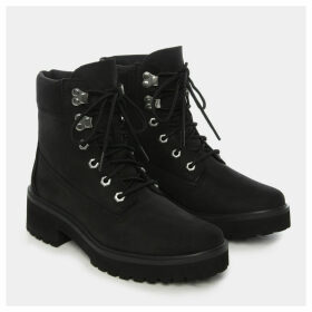 Timberland Carnaby Cool 6 Inch Boot For Women In Black Nubuck Black Nubuck, Size 7