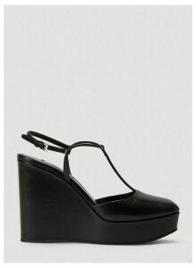 Prada Classic Wedges in Black size EU - 40