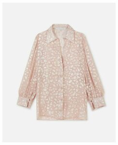 Stella McCartney Pink Reese Shirt, Women's, Size 16