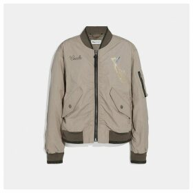 Coach Disney X Ma-1 Jacket