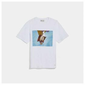 Coach Disney X Gideon Cat Oversized T-shirt
