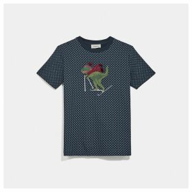 Coach Rexy Dot T-shirt