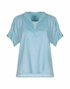 JUPE DE SATIN SHIRTS Blouses Women on YOOX.COM
