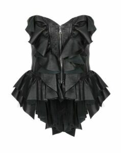 NATASHA ZINKO TOPWEAR Tube tops Women on YOOX.COM