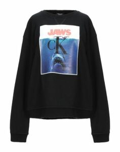 CALVIN KLEIN 205W39NYC TOPWEAR Sweatshirts Women on YOOX.COM
