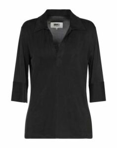 MM6 MAISON MARGIELA TOPWEAR Polo shirts Women on YOOX.COM