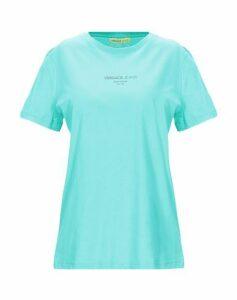 VERSACE JEANS TOPWEAR T-shirts Women on YOOX.COM