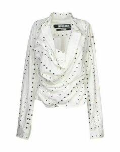 JACQUEMUS SHIRTS Shirts Women on YOOX.COM