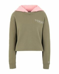 TOMMY JEANS TOPWEAR Sweatshirts Women on YOOX.COM