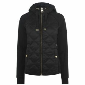 Barbour International Match Sweatshirt Jacket