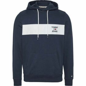 Tommy Jeans Essential Graphic OTH Hoodie - Twilight Navy