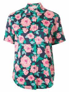 Christian Dior rose print shirt - Multicolour