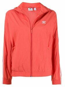 adidas Originals windbreaker jacket - Red