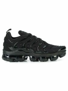 Nike Air VaporMax Plus lace-up sneakers - Black