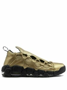 Nike air more money sneakers - GOLD