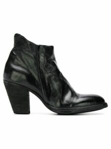 Officine Creative Joelle ankle boots - Black