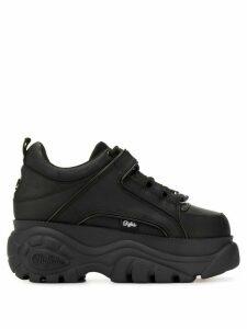 Buffalo low-top platform sneakers - Black