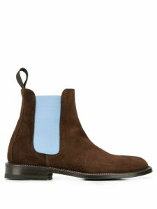 Scarosso Lala ankle boots - Brown