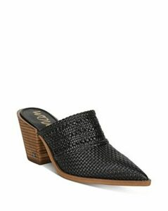 Sam Edelman Women's Lillianna Stacked Heel Mules