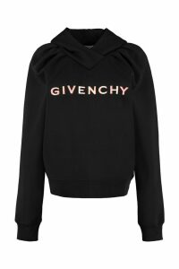 Givenchy Embroidered Logo Sweatshirt