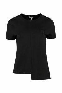 Loewe Asymmetric Cotton T-shirt