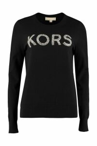MICHAEL Michael Kors Cotton Crew-neck Sweater