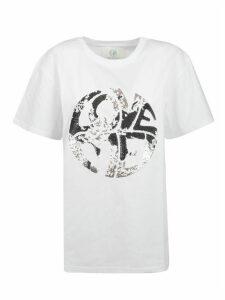 Alberta Ferretti T-shirt Love Me