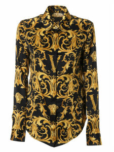 Versace All-over Print Shirt