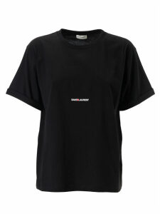 Saint Laurent Mini Mid Logo T-shirt
