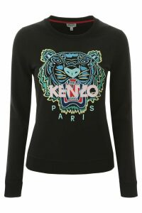 Kenzo Sweatshirt With Tiger Embroidery