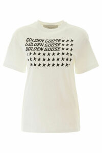 Golden Goose Logo Stars T-shirt