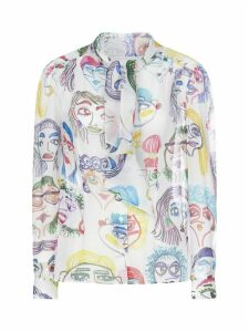 Moschino Printed Shirt