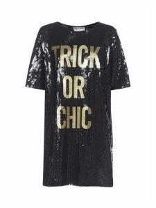 Moschino Sequins Ss Dress