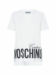 Moschino Over Short Sleeve T-shirt